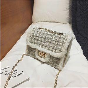 New luxury stylish mini purse